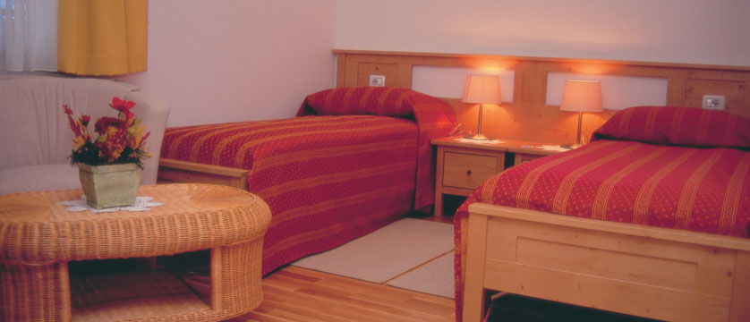 Kristal Hotel, Bohinj, Slovenia - twin room.jpg